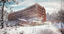 W Szklarskiej Porębie powstaje Karkonoski Forest Ski Hotel
