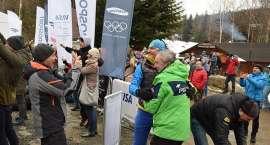 Olimpijskie złoto dla Kamila Stocha. Eksplozja radości w Strefie Kibica w Karpaczu