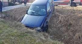 Zderzenie dwóch aut w Kostrzycy