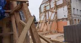 Po katastrofie w Mirsku. Mieszkańcy mają żal do burmistrza