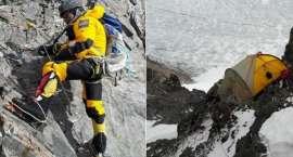 Koniec wyprawy jeleniogórzanina na K2