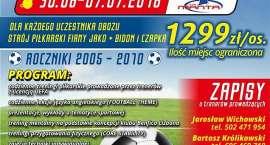 Ciekawy projekt piłkarski powstaje w Jeleniej Górze