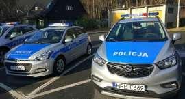 Nowe radiowozy dla jeleniogórskiej policji.