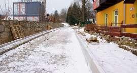 Szklarska Poręba - Remont ulicy Turystycznej potrwa do maja