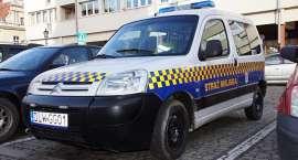 Gryfów : Straż Miejska ma nowy samochód