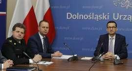 Premier Morawiecki zainteresowany sytuacją w Mirsku