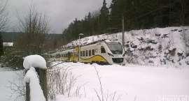 Wstrzymany ruch pociągów na trasie Piechowice - Szklarska Poręba