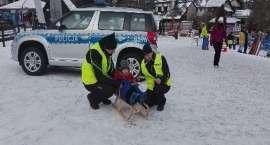 Policyjne patrole narciarskie rozpoczęły służbę na stokach w regionie jeleniogórskim