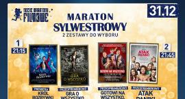 Maraton Sylwestrowy w kinie Helios!