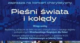Pieśni świata i kolędy - Koncert charytatywny