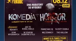 Komedia czy Horror? Podwójny Maraton w kinie Helios!