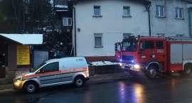 Wyciek gazu w Szklarskiej Porębie