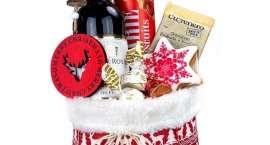 Idealny prezent na święta, czyli kosze bożonarodzeniowe