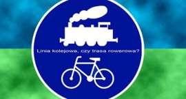 Linia kolejowa, czy trasa rowerowa?
