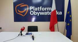 Konferencja prasowa Zofii Czernow