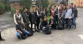 Jeleniogórscy uczniowie