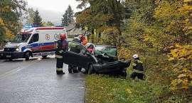 Wypadek pod Karpaczem