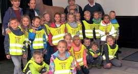 Dzieci odwiedziły jeleniogórski ratusz