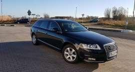 Skradziono Audi A6