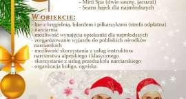 Boże Narodzenie w Hotelu na Skarpie