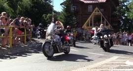 10 tysięcy motocykli pojechało w Wielkiej Paradzie Harley-Davidson (VIDEO)