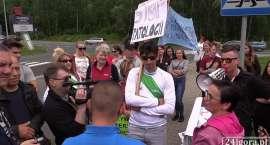 Manifestacja przy Schronisku dla Małych Zwierząt!