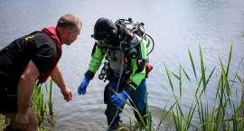 W stawie Glinianki znaleziono ciało kobiety