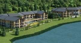 Nad zalewem Sosnówka powstaje kompleks hotelowy za 50 mln zł