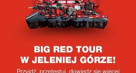 Big Red Tour w Jeleniej Górze!