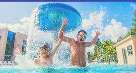 Termy Cieplickie - już wkrótce otwarcie basenu Parkowego!