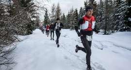 Ponad 300 zawodników pobiegło w zimowym ultramaratonie