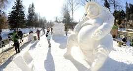 Trójka Górom : Amatorzy i Profesjonaliści będą rzeźbić w śniegu