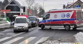 Karambol 4 aut w Maciejowej
