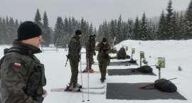Sklarska Poręba : Wojskowe ćwiczenia na narciarskich trasach
