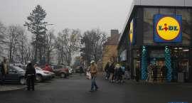 Lidl przy Grunwaldzkiej ponownie otwarty!