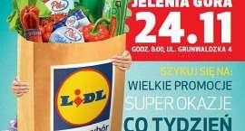 Otwarcie nowego sklepu LIDL w Jeleniej Górze