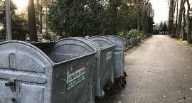 Z cmentarzy wywieziono ok 190 ton odpadów