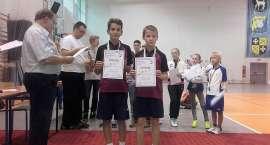 Bardzo udane starty jeleniogórskich badmintonistów