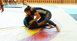 Złota dziewczyna jeleniogórskiego MMA