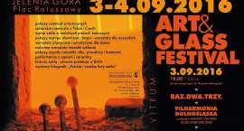 ART & Glass Festiwal i koncert zespołu