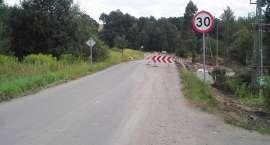 Od piątku droga z Jeleniej Góry do Wlenia będzie zamknięta