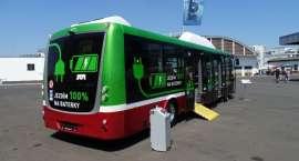 Elektryczny autobus w Świeradowie-Zdroju