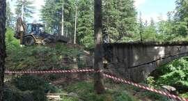 Remont Betonowego Mostu w Karpaczu
