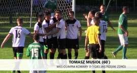 Olimpia Kowary 1:1 GKS Jastrzębie Zdrój (skrót spotkania)