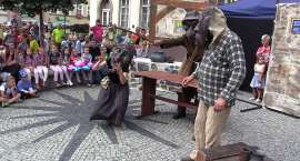 Jelenia Góra tętni życiem dzięki teatrom ulicznym