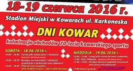 Wizyta piłkarzy Śląska Wrocław, koncerty i inne atrakcje w Kowarach !
