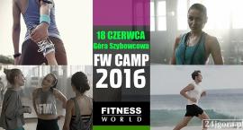 Fitness World Camp Góra Szybowcowa 18.06.16