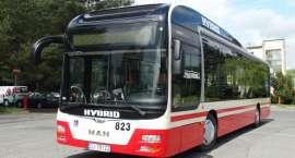 Nowy, hybrydowy autobus już kursuje. We wtorek na pasażerów czeka niespodzianka !