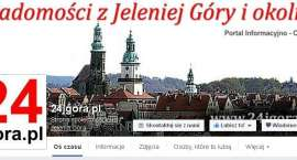 Ponad 17 000 polubień profilu 24jgora.pl na Facebooku !!!