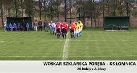 Wysokie zwycięstwo Woskara (skrót video)